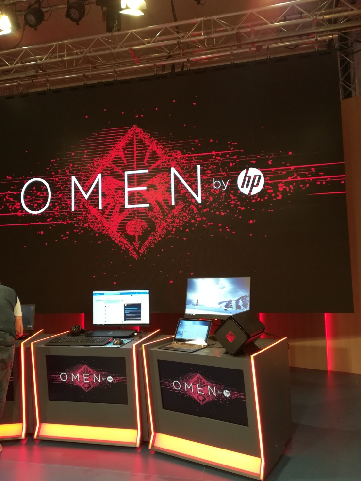Laboratorio Omen Day by HP
